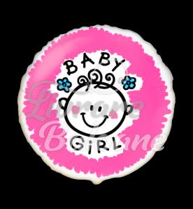 Baby Girl, 48 cm, Flexa
