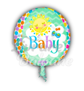 Orbz Friendly Baby Sun, 40 * 38 cm, Anagram