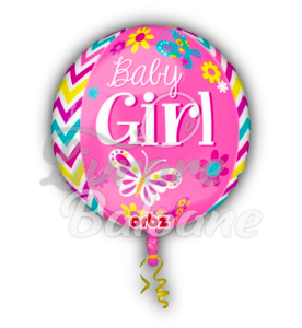 Orbz Beautiful Baby Girl, 40 * 38 cm, Anagram