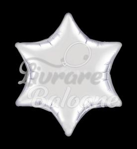 6PT Stea Silver 56 cm, Qualatex