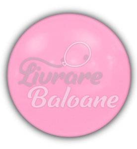 Sfera  Foil Balloon Ball, Pink, 25 cm S.A.G.