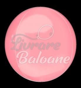 Sfera Orbz Pastel Pink  40 cm , Foil Balloon