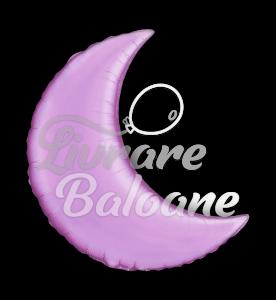 """Crescent  Moon  Lavender  35"""", Qualatex"""
