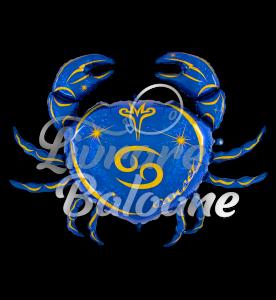 Zodia Rac Blue 95 cm