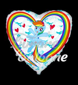 My Little Pony  48 cm, Flexa