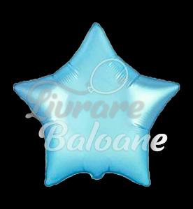 STAR Satin Baby BLUE, 48 cm, Flexa
