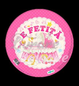 """GIRL, *E FETITA!"""", 48 cm"""