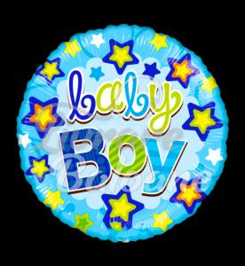 BABY BOY STARS GELLIBEAN, 46 cm