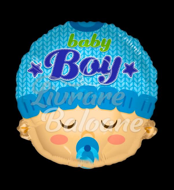 BABY BOY HEAD, 46 cm,  Mexico