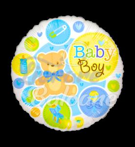 SV Baby Boy Bear Gellibean, 46 cm, Mexico