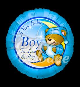 A New Baby Boy, 46 cm, Mexico