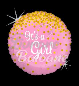 Glittering Its A Girl, 46 cm, Betalic