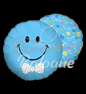 Smiley Baby Boy, 48 cm, Betallic